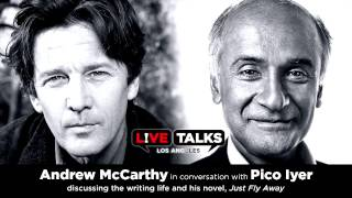 Andrew McCarthy In Conversation With Pico Iyer