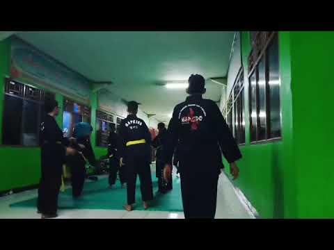 Hapkido PTSM SMP Uswatun Hasanah Kota Padang Panjang