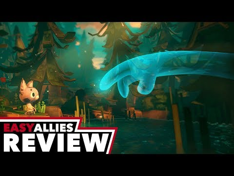Ghost Giant - Easy Allies Review - YouTube video thumbnail