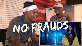 Nicki Minaj, Drake, Lil Wayne - No Frauds - REACTION