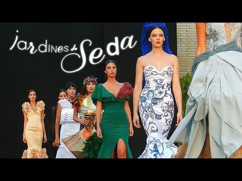 Desfile Jardines de Seda, Sevilla de Moda