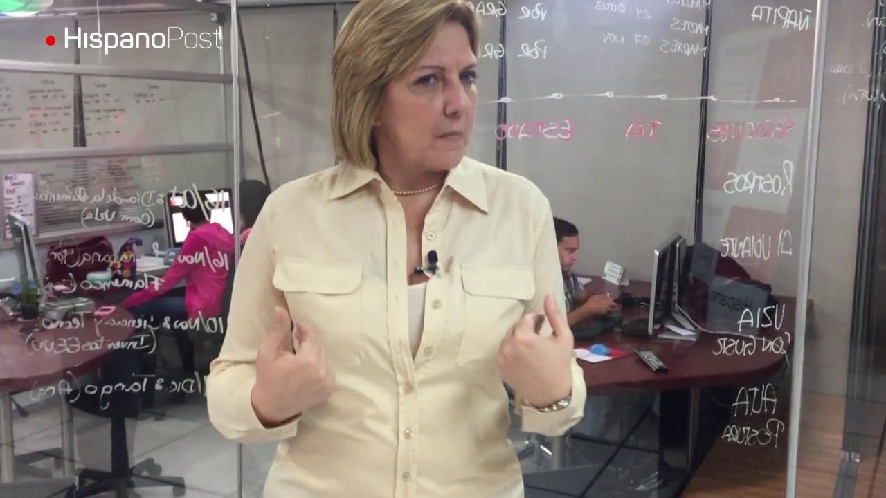 """""""La democracia en Venezuela se encuentra en agonía"""" por  Giovanna De Michelle"""