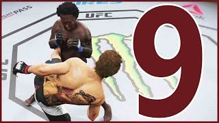 UFC 2 Career Mode Ep.9 - THIS IS OUR SHOT!! | UFC 2 Gameplay