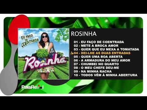 Rosinha-Eu Faço De Coentrada (Full Álbum)