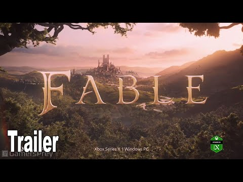 Fable revealed at the Xbox Series X games showcase