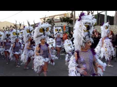 Carnaval - Les  Cabanyes 2017