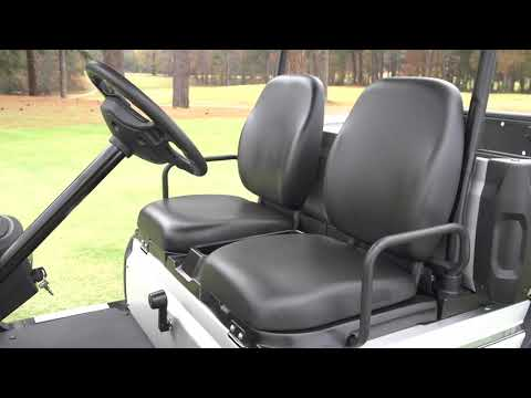 2021 Yamaha Umax Bistro Standard EFI in Conway, Arkansas - Video 6