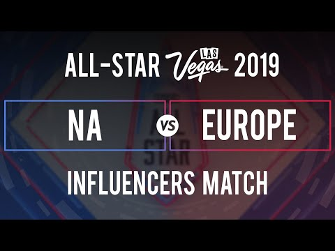 NA vs EU Showmatch ft. Bang, Sneaky, Tyler1, Jankos, Bwipo, Caps & more   LoL All-Star 2019 Day 1