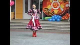 танец казачки