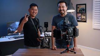 Building a $20,000 Canon C200 Cinema Rig W/ Potato Jet!