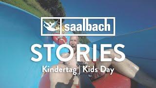 Wie könnte ein Sommertag in Saalbach für eure Familie aussehen Na zum Beispiel so :