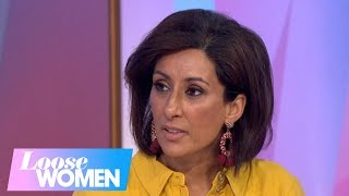 Would You Ever Screen Football at Your Wedding? | Loose Women