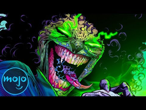 Top 10 Supervillains Crazier Than The Joker