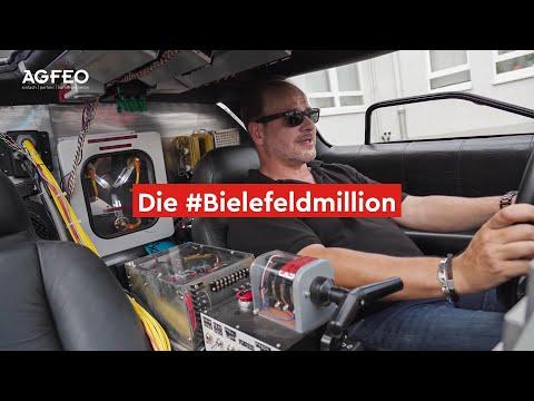 Der AGFEO-Videobeweis für die #Bielefeldmillion