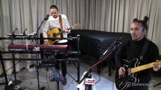 Café Tacvba — 'Disolviendonos,' Live on Soundcheck