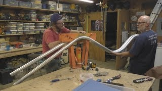 Insulation, Pipe Bending, Sail Rigging And Boat Building