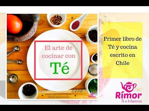 Lanzamiento de el Libro El Arte de Cocinar con Té
