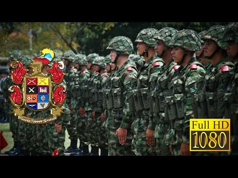 Himno del Ejército Nacional de Colombia -