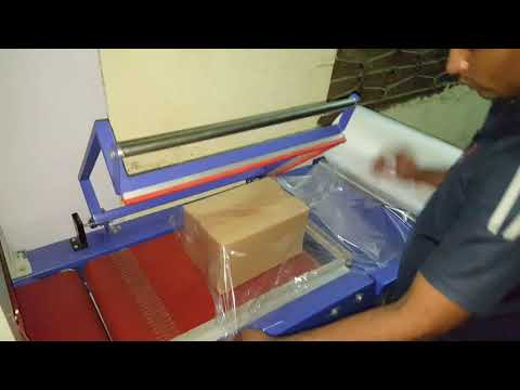 Manual L Type Sealer Machine