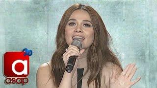 Bea Alonzo accepts ASAP Karaokey Challenge