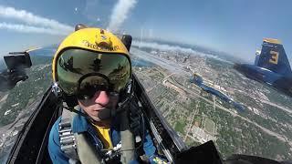 U.S. Navy Blue Angels - Atlanta - Operation America Strong Over