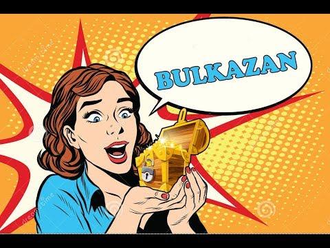 BULKAZAN - SANDIQ AC PUL QAZAN !!!