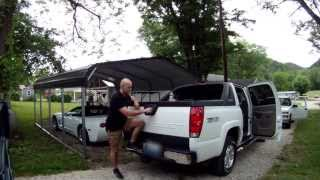 Lets Tinker - Chevy Avalanche Tailgate Lock & Latch