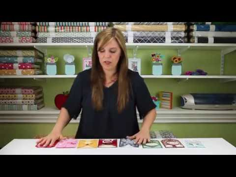 Lori Whitlock Introduces Her Summer 2016 Collection for Sizzix