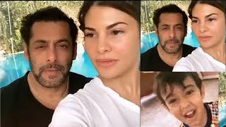 Salman Khan Enjoying Home Quarantine With GF Jacqueline Fernandez At Panvel Farmhouse