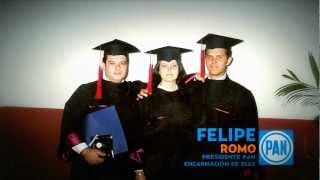 preview picture of video 'Quien es Felipe Romo?'