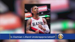 Damian Lillard Is Still Too Often Overlooked