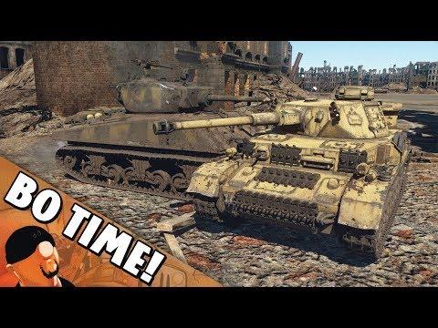 War Thunder - M4A3E2 Cobra King