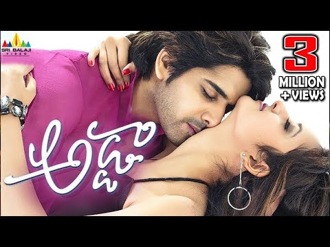 Adda Telugu Full Movie   Sushanth, Shanvi, Swetha Bharadwaj   Sri Balaji Video