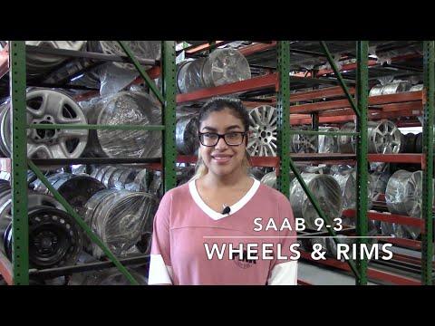 Factory Original Saab 9-3 Wheels & Saab 9-3 Rims – OriginalWheels.com