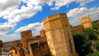 Castillo de Acala de Guadaira #Spain #Sevilla #scenic #relaxation #relaxation #FPV #DJI #DRON #FILM