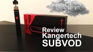 SUBVOD Kangertech Review (em Português) -  Cigarro Eletrônico / Vaping