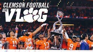 Clemson Football    The Vlog (Season 3 Ep 24)