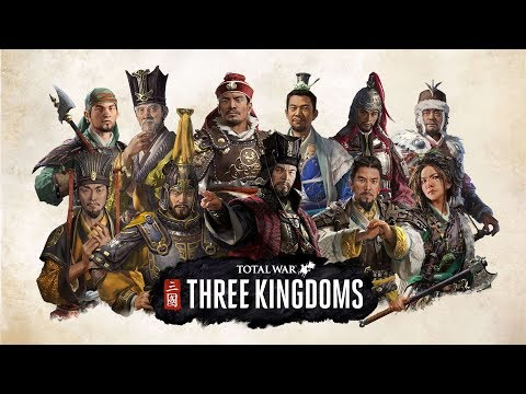 Chill Out Streams #26 [ Total War: Three Kingdoms ]