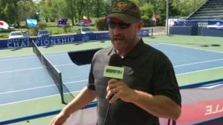 GLVC Men's Tennis Championship - Malik Tabet