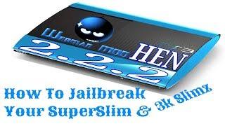 ps3 jailbreak super slim - Thủ thuật máy tính - Chia sẽ kinh