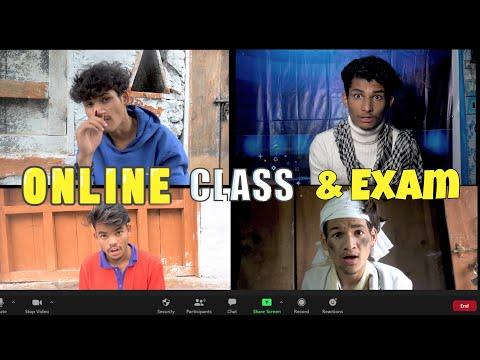 Online Class & Exam | Ganesh GD