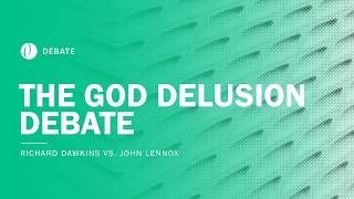 Richard Dawkins vs John Lennox   The God Delusion Debate