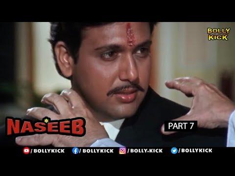 Hindi Movies 2020 | Naseeb Part 7 | Govinda Movies | Mamta Kulkarni | Kader Khan | Action Movies
