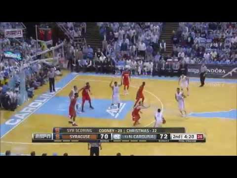 Video: UNC-Syracuse Game Highlights
