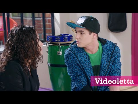 Violetta 3 English: Maxi and Naty get back together Ep.31