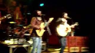 Josh Kelley - Hard Times Happen - Nashville 3/27/06