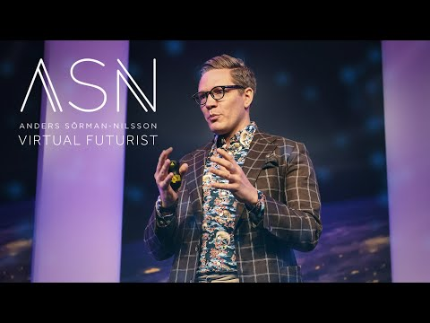 2nd Renaissance - Futurist Anders Sorman-Nilsson Decodes Tomorrow Beyond the Virus