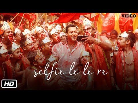 Selfie Le Le Re Bajrangi BBBhaijaan Salman Khan