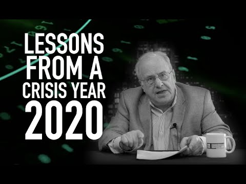 Economic Update: Lessons From A Crisis Year 2020 [Trailer]