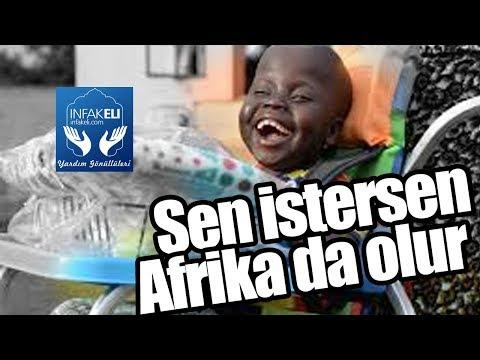 Sen istersen...  |  Afrika  |  infakeli.com